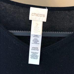 Chico's tunic sweater